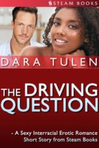 The Driving Question - A Sexy Interracial Erotic Romance Short Story from Steam Books (ebook)