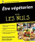 Être végétarien Pour les Nuls (ebook)