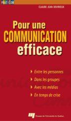 Pour une communication efficace (ebook)