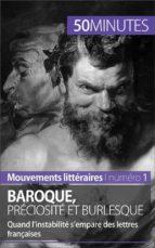 Baroque, préciosité et burlesque (ebook)