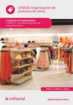 Organización de Procesos de Venta. COMT0112  (ebook)