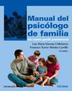 Manual del psicólogo de familia (ebook)