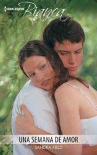 Una semana de amor (ebook)