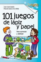 101 juegos de lápiz y papel (ebook)