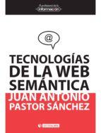 Tecnologías de la web semántica (ebook)