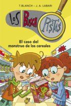 El caso del monstruo de los cereales (Los buscapistas 6) (ebook)