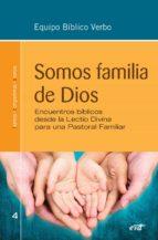 Somos familia de Dios - EPUB (ebook)