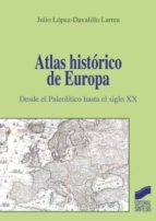Atlas histórico de Europa (ebook)