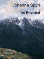 Im Rhonetal (ebook)