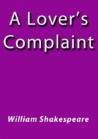 A lover's complaint (ebook)