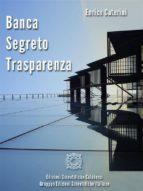Banca, segreto, trasparenza (ebook)