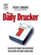 The Daily Drucker: 366 Days of Insight and Motivation for Getting the Right Things Done (ebook)