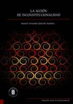 La acción de inconstitucionalidad (ebook)