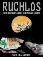 Ruchlos (ebook)