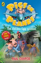 Pigs in Planes: The Chicken Egg-splosion (ebook)