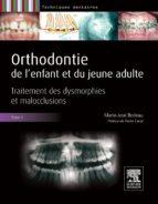 Orthodontie de l'enfant et du jeune adulte -Tome 2 (ebook)