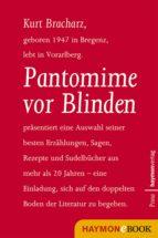 Pantomime vor Blinden (ebook)