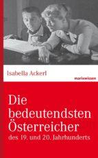 Die bedeutendsten Österreicher (ebook)