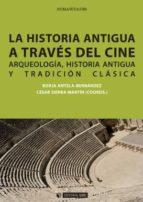 La historia antigua a través del cine (ebook)