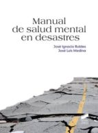 Manual de salud mental en desastres (ebook)
