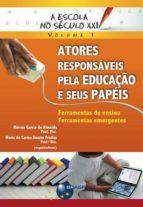 Atores responsáveis pela educação e seus papéis (ebook)