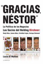 """Gracias, Néstor"""