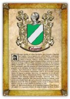 Apellido Colmenar / Origen, Historia y Heráldica de los linajes y apellidos españoles e hispanoamericanos