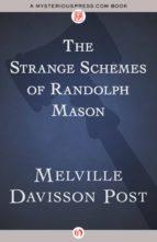 The Strange Schemes of Randolph Mason (ebook)