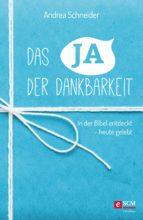 Das Ja der Dankbarkeit (ebook)