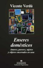 Enseres domésticos (ebook)