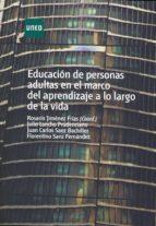Educación de personas adultas en el marco del aprendizaje a lo largo de la vida (ebook)