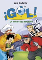 Un reto casi imposible (Serie ¡Gol! 37) (ebook)