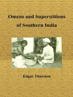 Omens and Superstitions of Southern India (ebook)