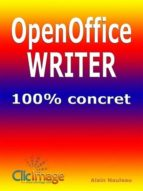 Openoffice Writer 100% concret (ebook)