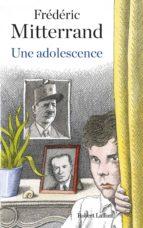 Une adolescence (ebook)