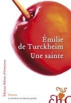 Une sainte (ebook)