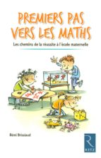 Premiers pas vers les maths (ebook)