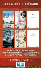 La rentrée littéraire de 12-21, l'éditeur numérique (ebook)