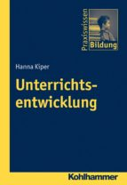 Unterrichtsentwicklung (ebook)