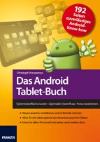 Das Android Tablet-Buch (ebook)