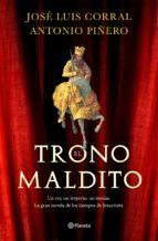 El trono maldito (ebook)