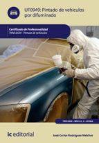 Pintado de vehículos por difuminado. TMVL0509 (ebook)
