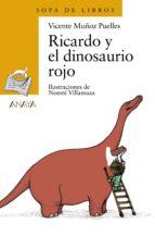 Ricardo y el dinosaurio rojo (ebook)