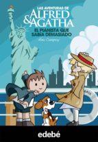 Las aventuras de Alfred y Agatha 4: El pianista que sabía demasiado (ebook)
