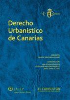 Derecho Urbanístico de Canarias (ebook)