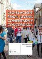 Legislación penal juvenil comentada y concordada (ebook)