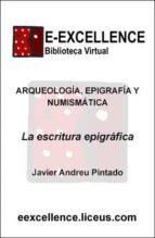 La escritura epigráfica (ebook)