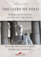 The latin we need (ebook)