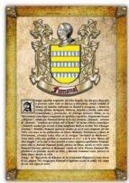 Apellido Fumanal / Origen, Historia y Heráldica de los linajes y apellidos españoles e hispanoamericanos