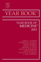 Year Book of Medicine 2013, (ebook)
